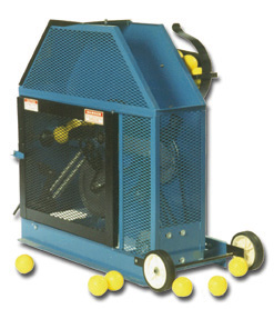 coin operated pitching machine